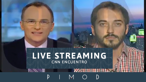 Live Streaming – CNN Encuentro